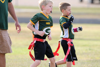 1st-2nd Grade Packers v Cowboys